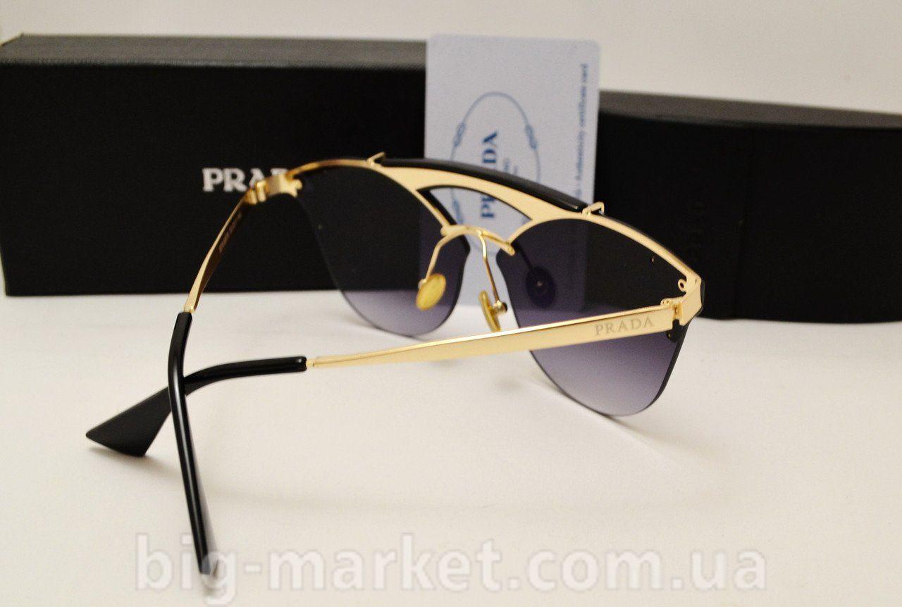 Окуляри Prada 69 Black купити в Україні 3678883b84dde