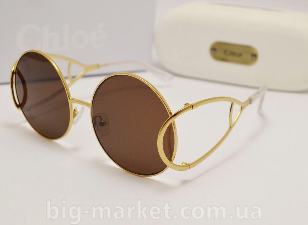 da8204765edb Очки Chloe CE 124 S Brown купить в Украине СНГ Европа