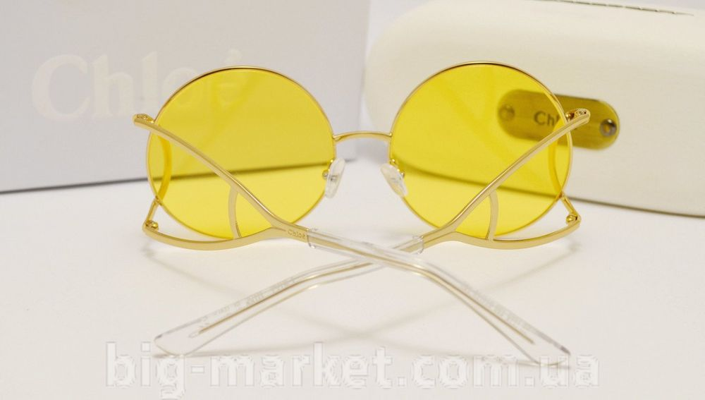 1298136c1c63 Очки Chloe CE 124 S Yellow купить в Украине СНГ Европа