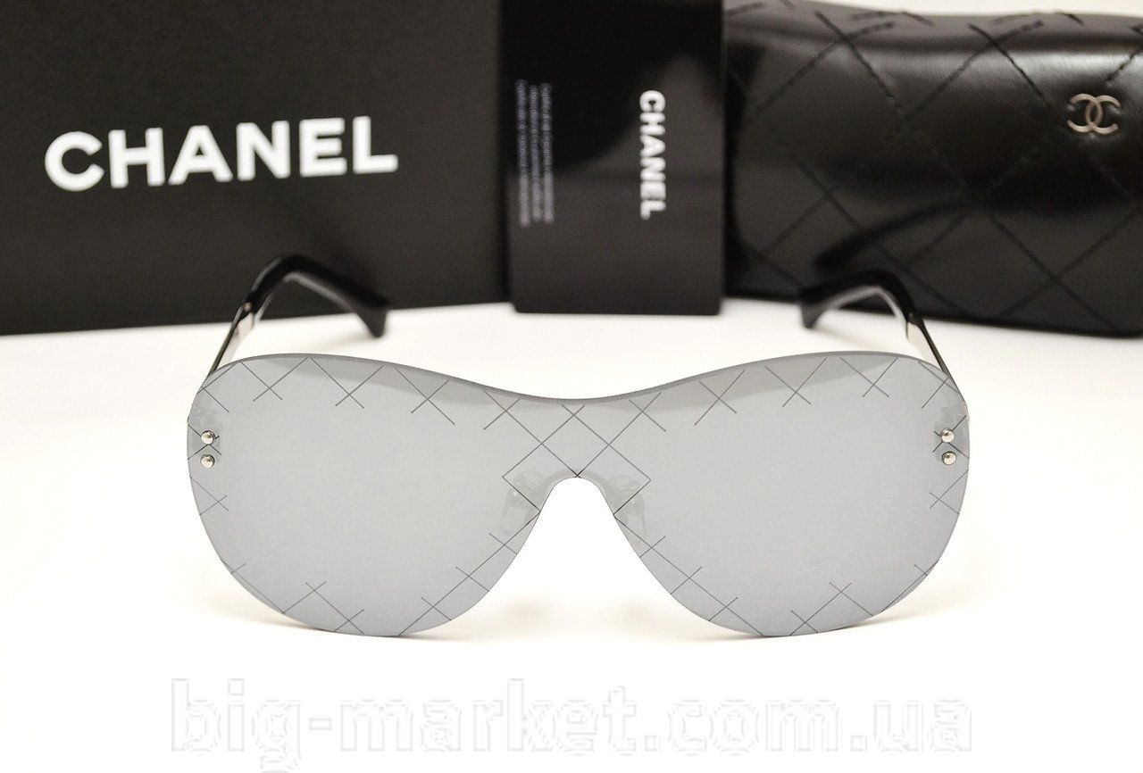 Очки Chanel Shield 5529-A C8 Mirror купить dfd9a758aebc5