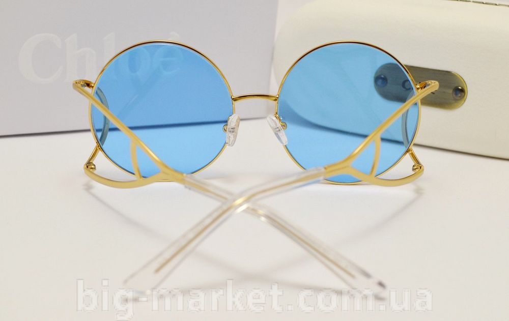 f71ebfe6d952 Очки Chloe CE 124 S Blue купить в Украине СНГ Европа