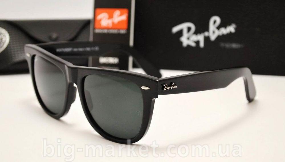 Очки Ray-Ban Original Wayfarer RB 2140/54 Black