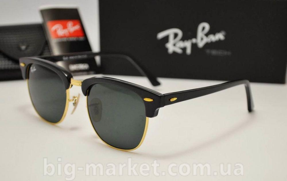 bfac2063d978 Очки Ray-Ban Clubmaster RB 3016 W0365 купить в Украине СНГ Европа