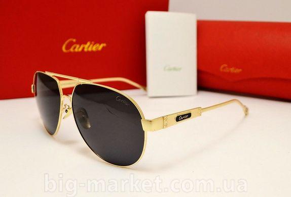 Очки Cartier 0725 Gold купить в Украине a7b7b8bc38908