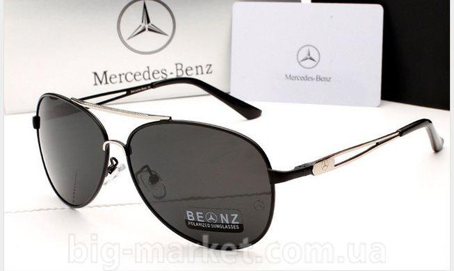 Окуляри Mercedes Benz 612 Black-Silver купити в Україні 45f3ca16c6204