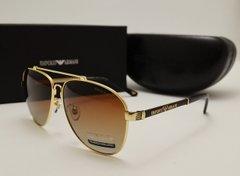 Окуляри Emporio Armani EA 9814 brown-gold купити 1102f898d98a9
