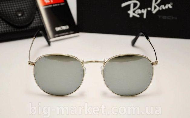 Очки Ray-Ban Round Metal RB 3447 019 30 50-21 Mirror купить в Украине c9b97571cf4e6
