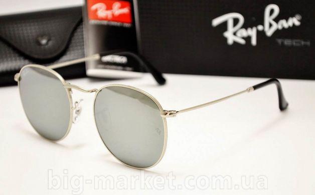 Очки Ray-Ban Round Metal RB 3447 019 30 50-21 Mirror купить в Украине 038c23ac1c719