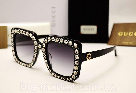 Окуляри Gucci GG 0148 S Black купити в Україні 10176f9686e6a