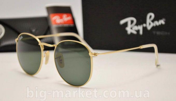 Очки Ray-Ban Round Metal RB 3447 001 купить в Украине d9438efc7c7be