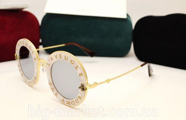 Окуляри Gucci GG 0113S L Aveugle Par Amour Pearl купити в Україні 0dd2cd1ae6e03