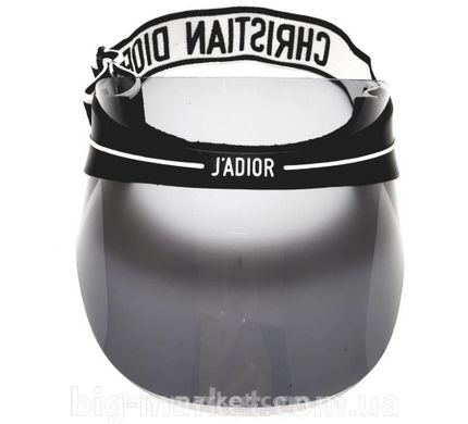 Козирок від сонця Dior Club 1 J adior Visor (сірий) купити в Україні b44affb6a5b6b