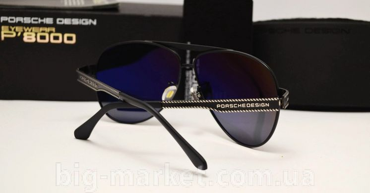 ... Купити Окуляри Porsche Design 8837 Black-Silver - Вартість 828 грн Фото  44 6e063585a8103