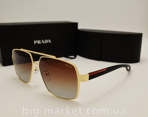 Окуляри Prada 0805 brown купити в Україні a73538f091203