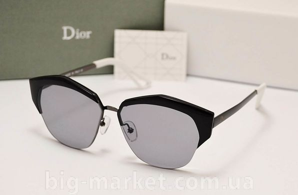 Окуляри Dior Mirrored Black купити в Україні 78968833d28cf
