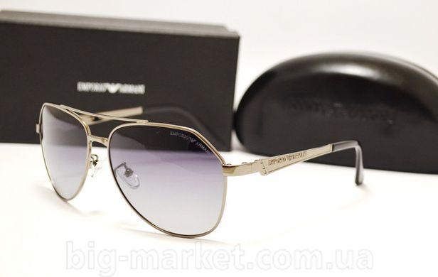 Очки Emporio Armani 10009 S Grey купить в Украине 51516acf26608