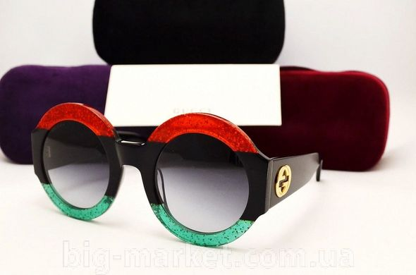 Окуляри Gucci GG 0084 S Red-Green купити в Україні 449b5cf95d3a0