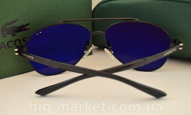Окуляри Lacoste 8023 Black-Silver купити в Україні dc0b9eb712a2b