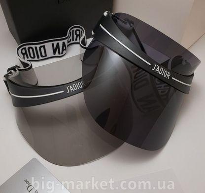 Козирок від сонця Dior Club 1 J adior Visor (чорний) купити в Україні fdd6d131dccc3