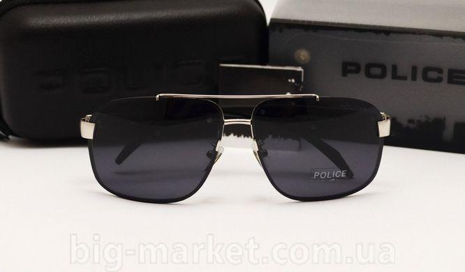 Окуляри Police 6814 Silver купити в Україні b04ca7942acd1