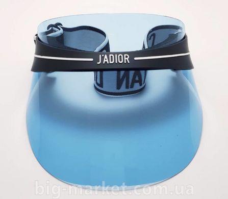 Козирок від сонця Dior Club 1 J adior Visor (синій) купити в Україні f45ddb50bb4fb