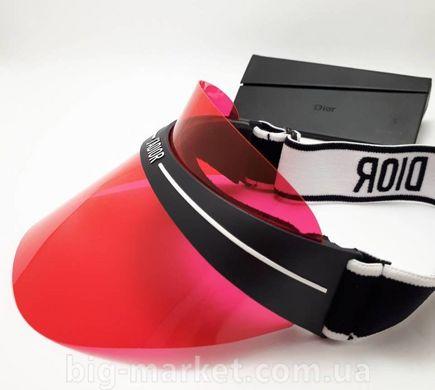 Козирок від сонця Dior Club 1 J adior Visor (рожевий) купити в Україні d1958df1975c3