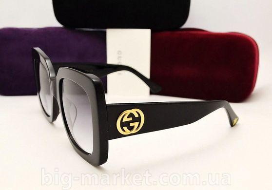 Окуляри Gucci GG 0083 S Black купити в Україні 66b8fd7740d6f
