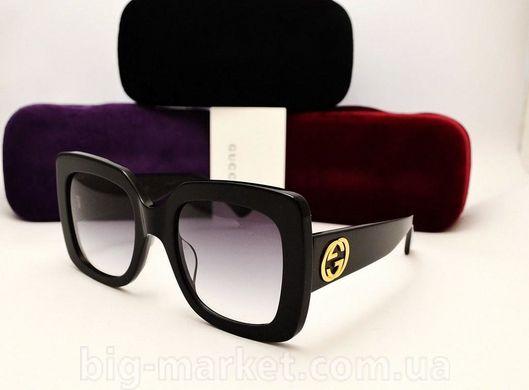 Окуляри Gucci GG 0083 S Black купити в Україні 1737e76d4587c
