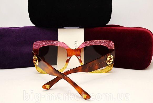 Окуляри Gucci GG 0083 S Gold-Pink купити в Україні e48fe7c206ec5