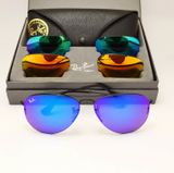 Очки Ray-Ban Aviator 3460 Flip Out 004/6G