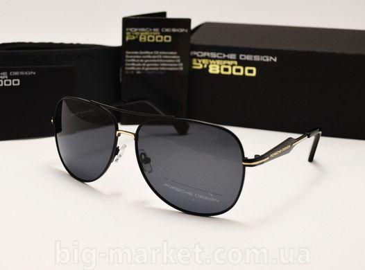 3c28bac9edf2 Купить Очки Porsche Design 8060 Black - Стоимость 890 грн Фото 16 ...