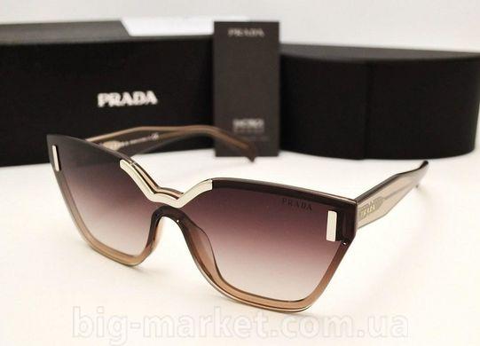Окуляри Prada SPR 16 TS Brown купити в Україні 16e55e2370809