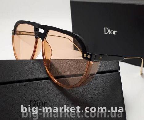 Окуляри Dior Club 3 Orange купити в Україні 43c6c9b823f14