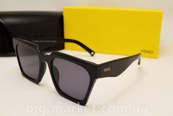 Окуляри Fendi FF0889 Black купити в Україні 50859ed759529