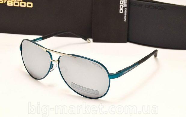 Окуляри Porsche Design 8887 Green-Mirror купити в Україні 292c3fead6ffc