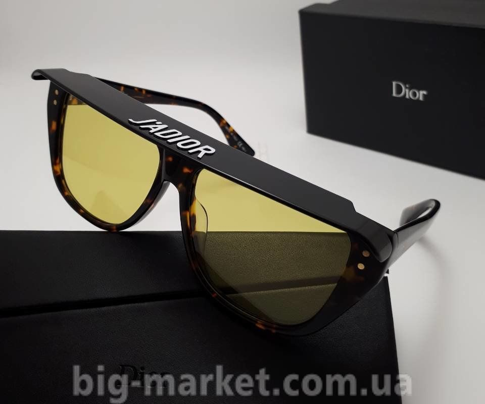Очки Dior Club 2 J'adior Yellow