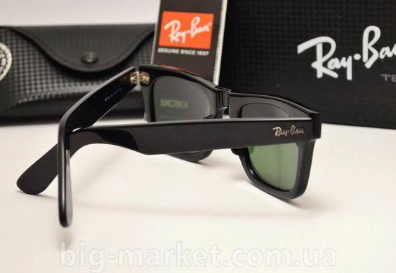 Окуляри Ray-Ban Original Wayfarer RB 2140 901 Green купити в Україні a2052defa8047