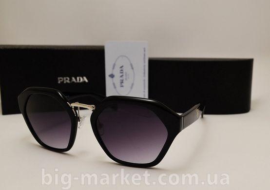 Окуляри Prada 04 TS Black купити в Україні ddca5ce20c564
