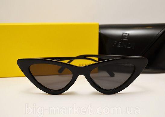 Женские дизайнерские солнцезащитные очки | Fendi