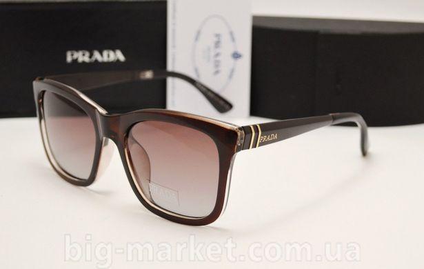 Окуляри Prada 62233 Brown купити в Україні 9c016d2c04587