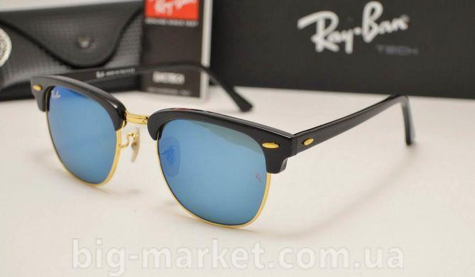 Окуляри Ray-Ban Clubmaster RB 3016 Blue купити в Україні 6317fa52a0a14