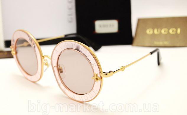 Окуляри Gucci GG 0113S L Aveugle Par Amour Pink купити в Україні afd2077d562f8