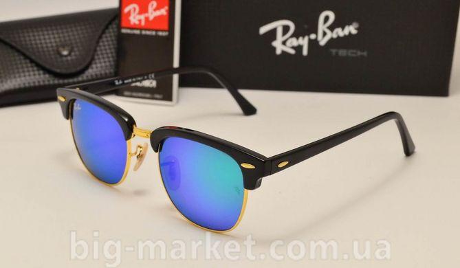 Очки Ray-Ban Clubmaster RB 3016 Green купить в Украине 11f120e9cf3a1